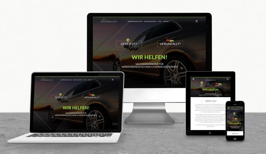 Webdesign inkl. Content Managment System